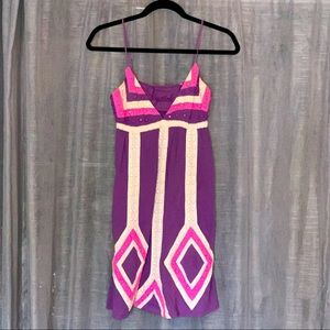 Joystick T-shirt Cotton Colorful Dress